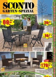 Sconto Garten-Spezial Mai 2015 KW19