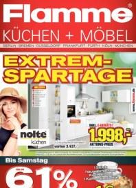 Flamme Möbel Extrem-Spartage Mai 2015 KW19 1