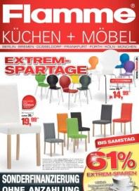 Flamme Möbel Extrem-Spartage Mai 2015 KW19