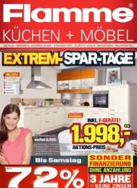 Flamme Möbel Extrem-Spar-Tage Mai 2015 KW19