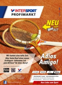 Intersport Adios Amigo Mai 2015 KW19