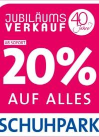 Schuhpark 40 Jahre Schuhpark Mai 2015 KW20