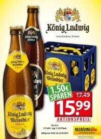 Getränkeland König Ludwig...Angebot Mai 2015 KW21