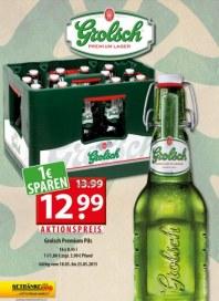 Getränkeland Grolsch...Angebot Mai 2015 KW21