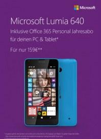 Microsoft Microsoft Lumia 640 Mai 2015 KW21