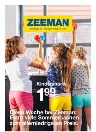 Zeeman Diese Woche bei Zeeman Mai 2015 KW21