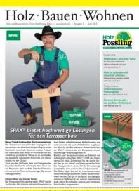 Holz Possling Holz Bauen Wohnen Juni 2015 KW23