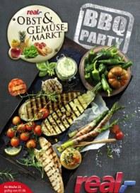 real,- Obst und Gemüse BBQ-Party Juni 2015 KW23