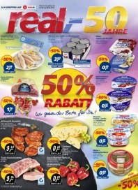 real,- 50 Jahre real,- Juni 2015 KW23