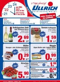 Ullrich Verbrauchermarkt Aktuelle Angebote Juni 2015 KW23