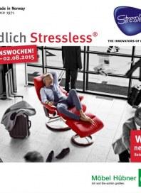 Möbel Hübner Endlich Stressless Juni 2015 KW23