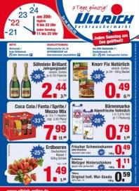 Ullrich Verbrauchermarkt Aktuelle Angebote Juni 2015 KW24 1