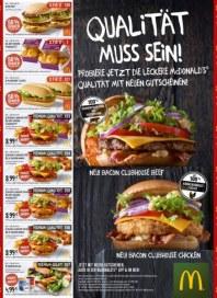 McDonald's Qualität muss sein Juni 2015 KW24