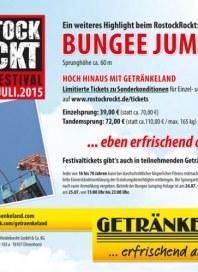 Getränkeland Rostock rockt Juni 2015 KW24