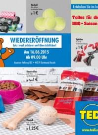Tedi GmbH & Co. KG Wiedereröffnung in Dortmund-Asseln Juni 2015 KW25