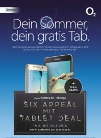 Ditescom GmbH Dein Sommer, dein gratis Tab Juni 2015 KW25