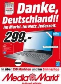 MediaMarkt Danke, Deutschland Juni 2015 KW25