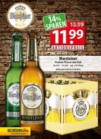Getränkeland Warsteiner...Angebot Juni 2015 KW26