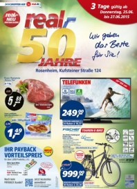 real,- 50 Jahre real,- Juni 2015 KW26 2