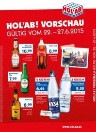 Hol ab Getränkemarkt HolAb! Vorschau Juni 2015 KW26 1