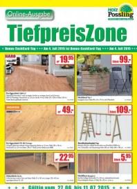 Holz Possling TiefpreisZone 2015 Juni 2015 KW26