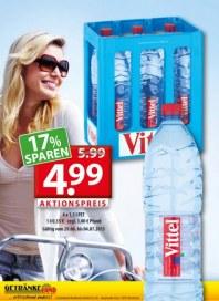 Getränkeland Vittel - Angebot Juni 2015 KW27