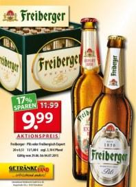 Getränkeland Freiberger...Angebot Juni 2015 KW27