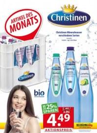 Getränkeland Christinen...Artikel des Monats Juli 2015 KW27