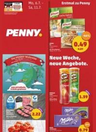 PENNY-MARKT Neue Woche, neue Angebote Juli 2015 KW28 1