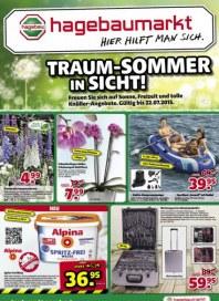 hagebaumarkt Traum-Sommer in Sicht Juli 2015 KW28 1