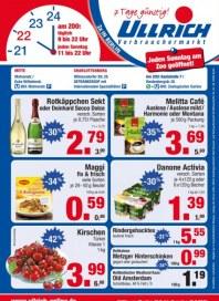 Ullrich Verbrauchermarkt Aktuelle Angebote Juli 2015 KW29 1