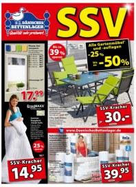 Dänisches Bettenlager SSV Juli 2015 KW29