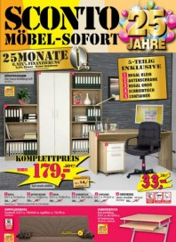Sconto Möbel-Sofort Juli 2015 KW31