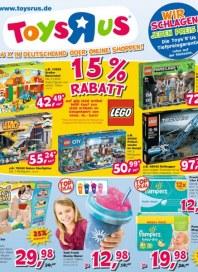 Toys''R''Us Wir schlagen jeden Preis Juli 2015 KW31