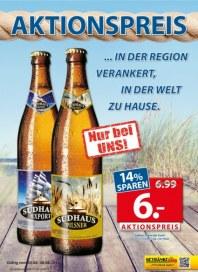 Getränkeland Sudhaus...Angebot August 2015 KW32