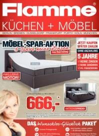 Flamme Möbel Möbel-Spar-Aktion August 2015 KW32 1