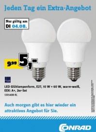 Conrad Jeden Tag ein Extra-Angebot August 2015 KW32 1