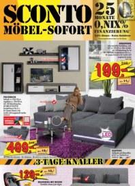 Sconto Möbel-Sofort August 2015 KW33