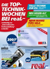 real,- Top-Technik-Wochen August 2015 KW33