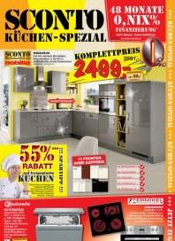 Sconto Küchen-Spezial August 2015 KW35