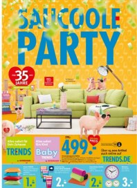 Trends Saucoole Party August 2015 KW35
