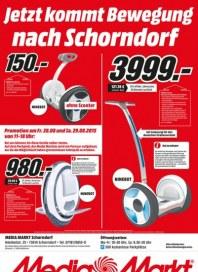 MediaMarkt Jetzt kommt Bewegung nach Schorndorf August 2015 KW35