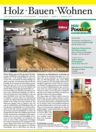 Holz Possling Holz•Bauen•Wohnen August 2015 KW36