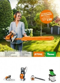 Stihl Attraktive Aktionen September 2015 KW36