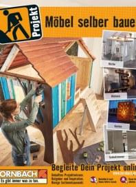 Hornbach Möbel selber bauen September 2015 KW36