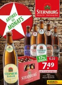 Getränkeland Sternburg...Angebot September 2015 KW36