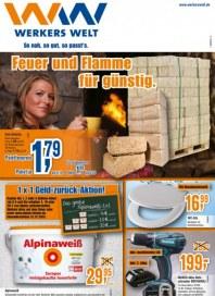 WerkersWelt Feuer und Flamme für günstig September 2015 KW36