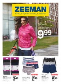 Zeeman Zeeman September 2015 KW36