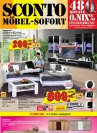 Sconto Möbel-Sofort September 2015 KW37