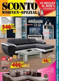 Sconto Wohnen-Spezial September 2015 KW37